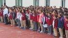 Yalova Mektebim Okulu İstiklal Marşı Bayrak Töreni Dilara Arışkan 2016-17