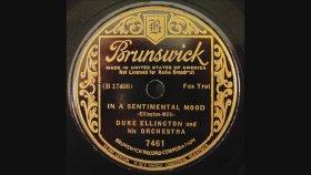 Duke Ellington & His Orchestra - In A Sentimental Mood