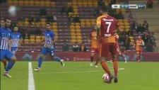 Galatasaray 5-1 Dersimspor (Geniş Maç Özeti 25 Ekim Salı)