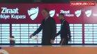 Jan Olde Riekerink: Serdar'ın Performansı İyiydi