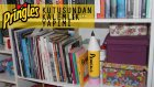 Pringles Kutusundan Kalemlik Yapımı | Kendin Yap | Dıy | Pringles Pencil Box