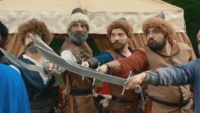 Bizans Oyunları En Komik Sahneler (Kopma Garanti :))