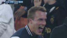 Juventus 4-1 Sampdoria - Maç Özeti izle (26 Ekim 2016)