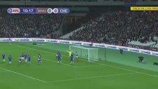 Kouyate'nin Chelsea'ye attığı şık kafa golü