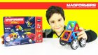 Magformers 3 Boyutlu Mıknatıslı Oyuncak Araba Yapma Seti | Oyuncak Abi