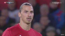 Manchester United 1-0 Manchester City (Maç Özeti - 26 Ekim 2016)