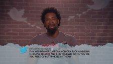 NBA Oyuncularının Tweet Okuması