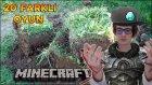 20 Farklı Efsane Oyun! - Minecraft 2 Saat Macera   Ahmet Aga