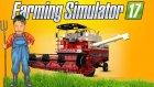 Biçerdöver Kiraladık | Farming Simulator 17 Türkçe | Bölüm 2 - Oyun Portal