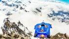 Çılgın Adam 7 Bin 700 Metreden Atlayarak Dünya Rekoru Kırdı