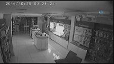 Çalan Alarma Aldırmayan Hırsızlar