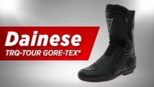 Dainese TRQ-TOUR GORE-TEX - Motosiklet Botu inceleme   Dainese  motorcycle boot
