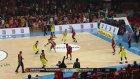 Galatasaray Odeabank 87-103 Fenerbahçe (Maç Özeti - 28 Ekim 2016)