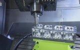 Hipnozlu CNC Freze ile Silindir Kapağı Üretimi