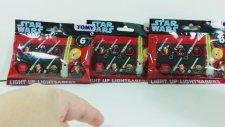 Star Wars Işın Kılıcı Anahtarlık | Darth Vader Işın Kılıcı | Star Wars Light Up Lightsabers