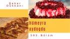 Vişne Soslu İrmik Tatlısı & Patatesli Simit Börek | Şeker Dükkanı - 393. Bölüm