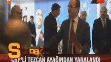 CHP Genel Başkan Yardımcısı Bülent Tezcan'a Silahlı Saldırı