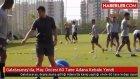 Galatasaray'da, Maç Öncesi 60 Tane Adana Kebabı Yendi
