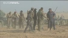 Şii Haşdi Şabi Milisleri Telafer'e Operasyon Başlattı