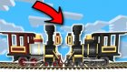 Tren Treni Durdurur Mu? (Minecraft)