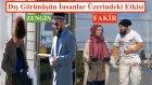 Zengin Ve Fakir Arasındaki Fark - Sosyal Deney | Ahsen Tv