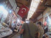 29 Ekim Cumhuriyet Bayramı Bayrak Dağıtım Etkinliği