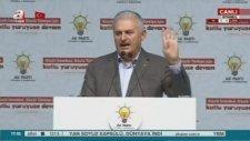 Başbakan Yıldırım: Başkanlık Gelmezse Türkiyenin Bölünme Riski Var