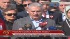 Başbakan Yıldırım: Türk Kızılay'ı Son Yıllarda Çok Mesafe Katetti