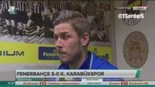 Fenerbahçe'de 12. Oyuncu Hakem Devreye Girdi - Karabüksporlu Skulasson