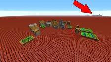 Minecraft'ta Bütün Dünya Tnt Olsaydı