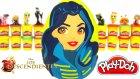 Yeni Nesil Evie Sürpriz Yumurta Oyun Hamuru - Disney Oyuncakları MLP MyMoji