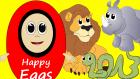 Eğitici Çizgi Film Türkçe İzle | Hayvanları Öğreniyorum | Vahşi Hayvanlar | Okul Öncesi - Mutlu Yumu