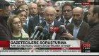 Kemal Kılıçdaroğlu'nun Cumhuriyet Gazetesi İle İlgili Basın Açıklaması (31 Ekim Pazartesi)