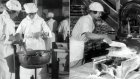 1924 Yılına Ait Türk Lokumu Yapımı