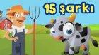 Ali Baba'nın Bir Çiftliği Var - 15 Popüler Çocuk Şarkısı | Afacan