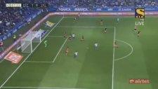 Emre Çolak, Deportivo Formasıyla İlk Golünü Attı