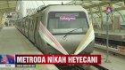 Metroda Nikah Töreni