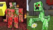 Minecraft'ta 4 Yeni Yaratık!