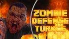 Mini Seri : Zombie Defense / Türkçe Oynanış - Bölüm 1