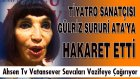 'Mustafa Kemal Uzaydan Geldi'