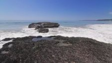Malibu Beach Waves Beatiful Day Ashley Gershoony
