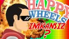 İmkansız? O Ne? - Happy Wheels - Leafgaming35