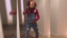 Yıldız Oyuncu Chucky Oldu