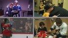 Hokey Oyuncularının Ne Kadar Sıcakkanlı Olduğunu Gösteren Görüntüler