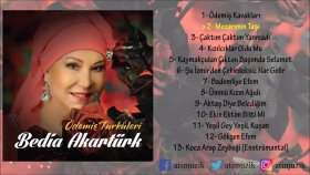 Bedia Akartürk - Mezarımın Taşı - Popüler Türkçe Şarkılar
