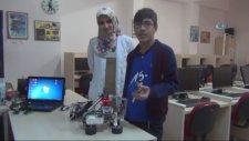 Bu Robot İnsan Aklı İle Yarışıyor