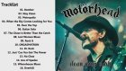 Motorhead - Clean Your Clock (2016) Full Album