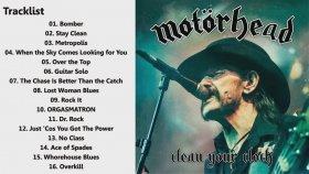 Motorhead - Clean Your Clock (2016) Full Album