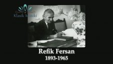 Refik Fersan Nihavend Peşrev