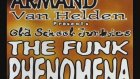 Armand van Helden pres. Old School Junkies - The Funk Phenomena